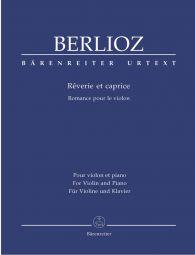 Rêverie et caprice (Violin & Piano)