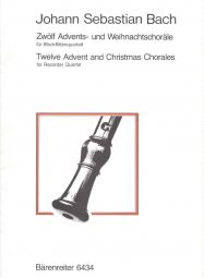Twelve Advent & Christmas Chorales