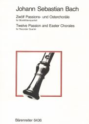 Twelve Passion & Easter Chorales