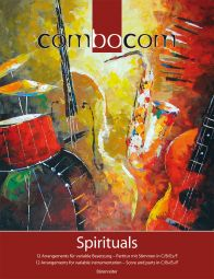 Combocom Spirituals Music for Flexible Ensemble