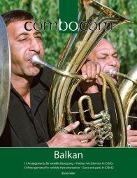 Combocom Balkan Music for Flexible Ensemble