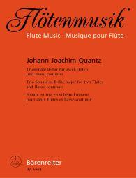 Trio Sonata in B-flat First edition