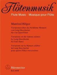 Variations on the Famous Boccherini Minuet