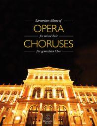 Bärenreiter Album of Opera Choruses for Mixed Choir