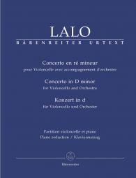 Concerto for Violoncello in D minor (Cello & Piano)