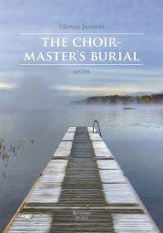 The Choirmaster's Burial for SSATBB Chorus