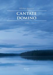 Cantate Domino for TTBB Chorus