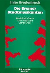 Die Bremer Stadtmusikanten Fairytale