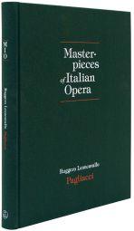 Pagliacci (Full Score, hardback)