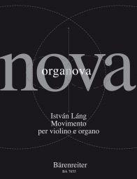 Movimento per violino e organo (Violin & Organ)