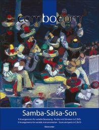 Combocom Samba-Salsa-Son Music for Flexible Ensemble