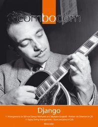Combocom Django Music for Flexible Ensemble