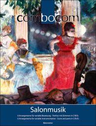 Combocom Salonmusik Music for Flexible Ensemble