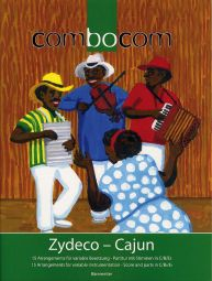 Combocom Zydeco - Cajun Music for Flexible Ensemble