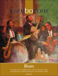 Combocom Blues Music for Flexible Ensemble