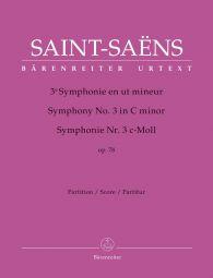 Symphony No.3 in C minor Op.78 (Organ) (Full Score, paperback)