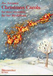 Christmas Carols for Three Recorders