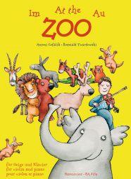 At the Zoo (Violin & Piano)
