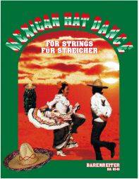 Mexican Hat Dance for Strings (Score & Parts)