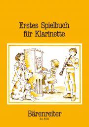 Erstes Spielbuch fuer Klarinette