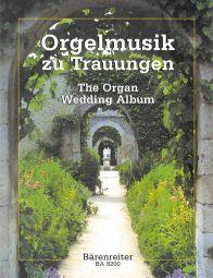 Organ Wedding Album