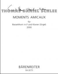 Moments Amicaux Op.50a