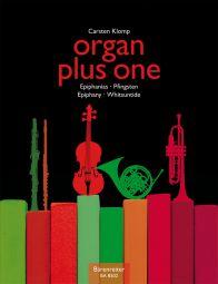 organ plus one: Epiphany, Whitsuntide (Score & Parts)