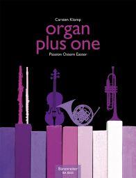 organ plus one: Passion, Easter (Score & Parts)