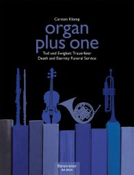 organ plus one: Death and Eternity, Funeral Service (Score & Parts)