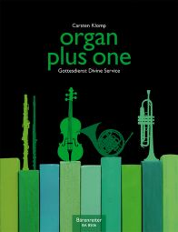 organ plus one: Divine Service (Score & Parts)