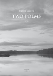 Two Poems (SATB chorus)