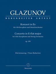 Concerto for Alto Saxophone Op.109 (Saxophone & Piano)