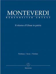 Il ritorno d'Ulisse in patria (Full Score)