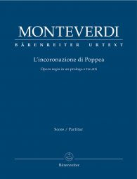 L'incoronazione di Poppea (Coronation of Poppea) (Full Score)