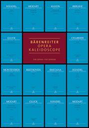 Barenreiter Opera Kaleidoscope for Soprano