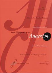 Anacréon (Vocal Score)