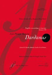 Dardanus RCT 35A (1739 version) (Vocal Score)