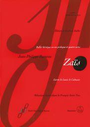 Zais 1748 (Vocal Score)