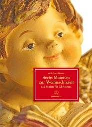 Six Motets for Christmas Vocal Score