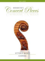 Czardas (Violin & Piano)