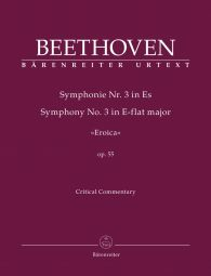 Symphony No.3 in E-flat major Op.55 (Eroica) (Critical Commentary)