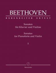 Sonatas for Pianoforte and Violin Volume I