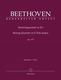String Quartet in E-flat major Op.127