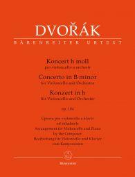 Concerto for Violoncello in B minor Op.104 (Cello & Piano)