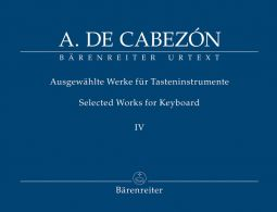Selected Works for Keyboard IV: Glosados and Diferencias