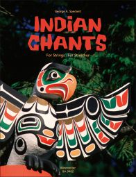 Indian Chants for Strings (Score & Parts)