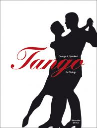 Tango for Strings (Score & Parts)