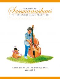 Early Start on the Double Bass Book 1