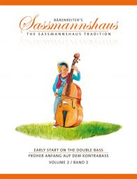 Early Start on the Double Bass Book 2