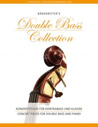 Concert Pieces for Double Bass & Piano